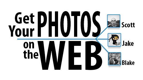 Get Your Photos On the Web