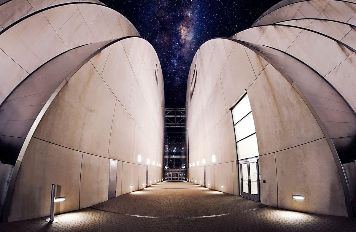 Kauffman-Center-Milky-Way
