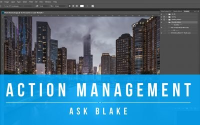 Ask Blake – Actions Management