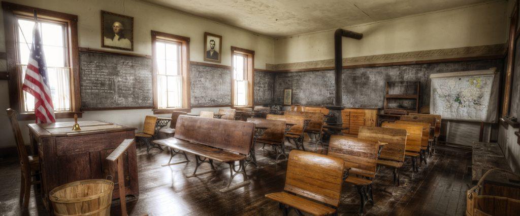 Large SchoolHouse-Blake Rudis