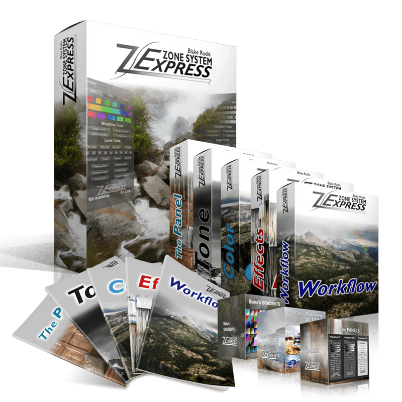 Zone System Express Bundle