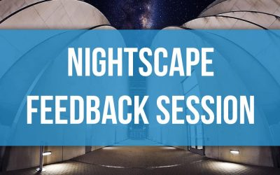Night Scape Feedback Session