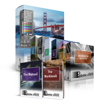 Full Bundle with Workbooks and Manual