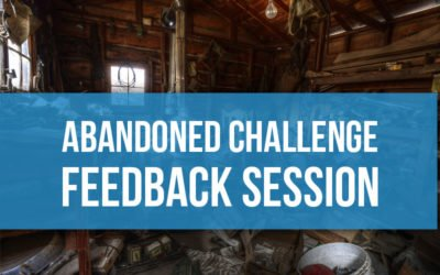 Abandoned Challenge Feedback Session