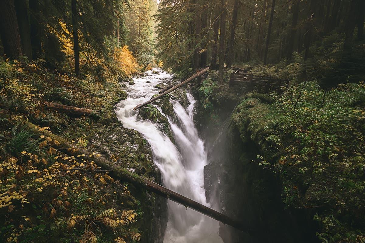 Sol Duc Falls (1)