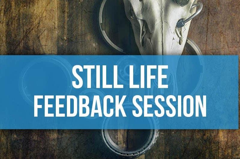 Still Life Feedback Session