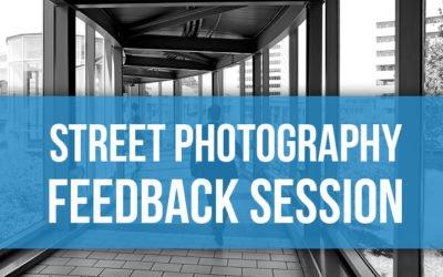 Street Photography Challenge Feedback