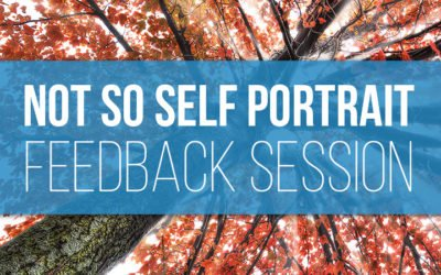 The Not So Self Portrait Feedback Session
