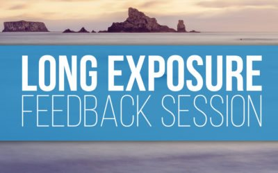 Long Exposure Challenge Feedback Session