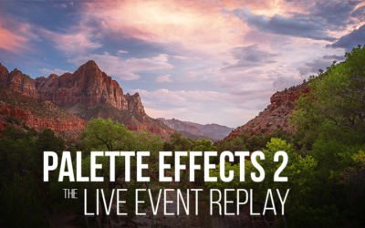 Palette Effects 2 Live Event Replay