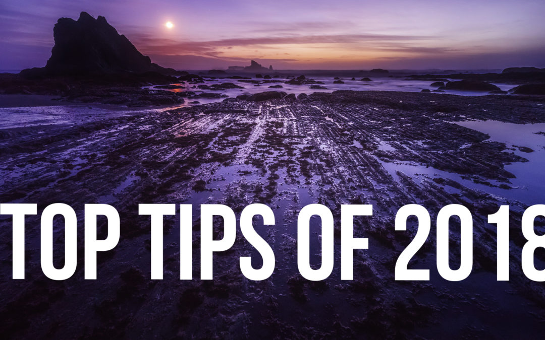 My Favorite Tips of 2018 Live Event Replay!