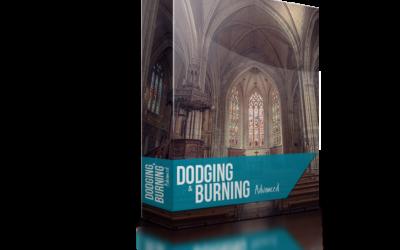 Dodge and Burn PRO 2021 Update