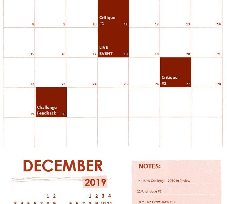 December 2019 on f64 Elite