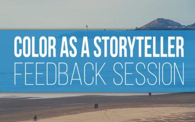 Color As a Story Teller Feedback