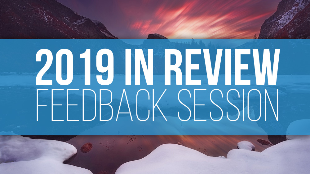 2019 Year in Review Challenge Feedback Session