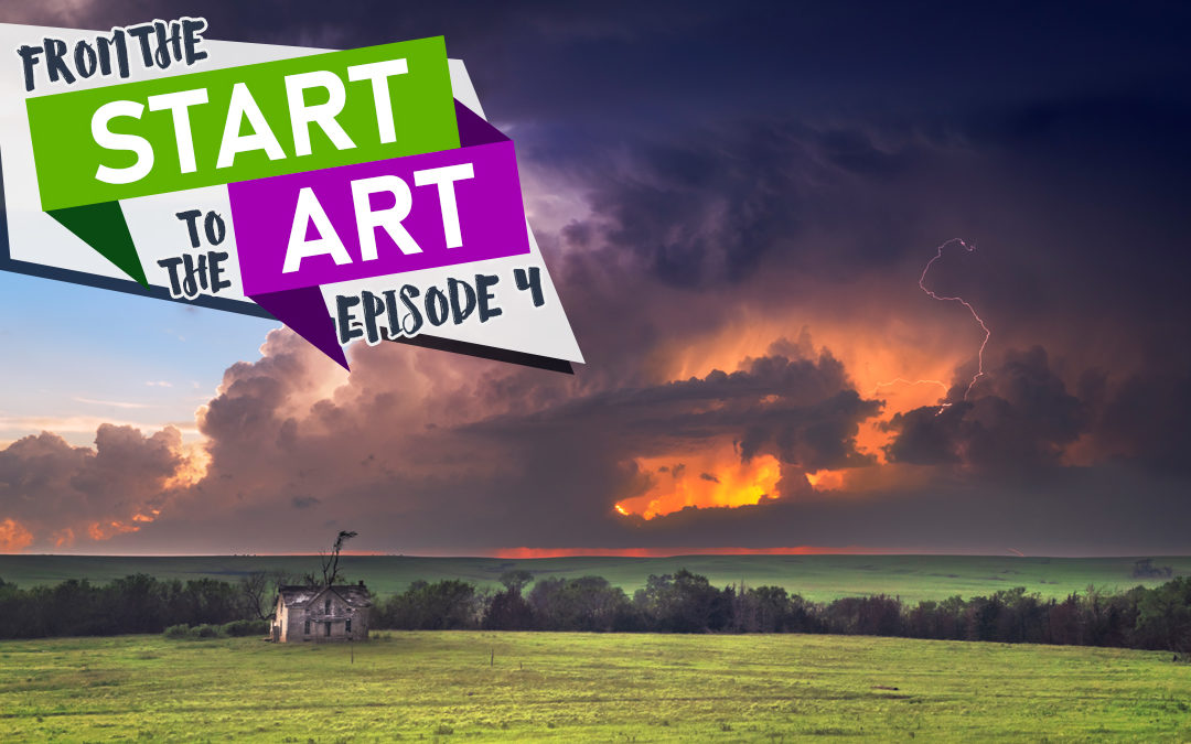 Start to the Art Episode 4: Little House on the Prairie
