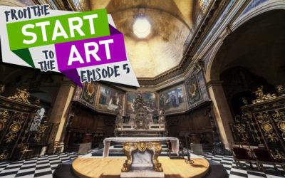 Start to the Art Episode 5: Not in Kansas Anymore