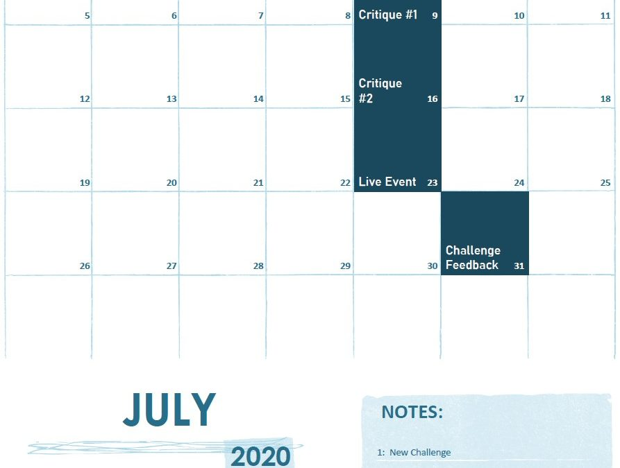 New Content for July 2020 on f.64 Elite