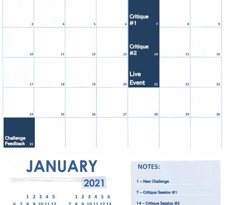 January 2021on f.64 Elite