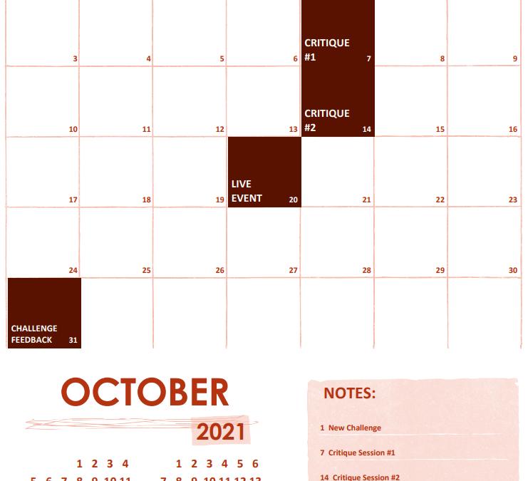 October 2021 on Elite